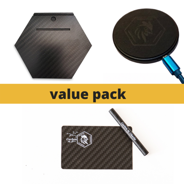 carbon by charlie value pack