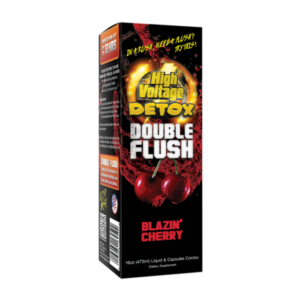 high voltage double flush
