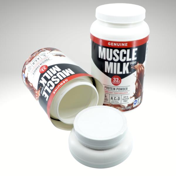 muscle milk secret stash can