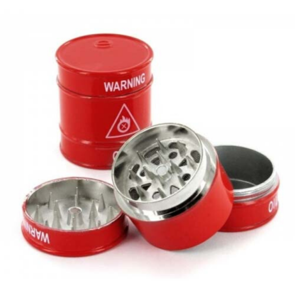 Oil Drum Shaped Grinder