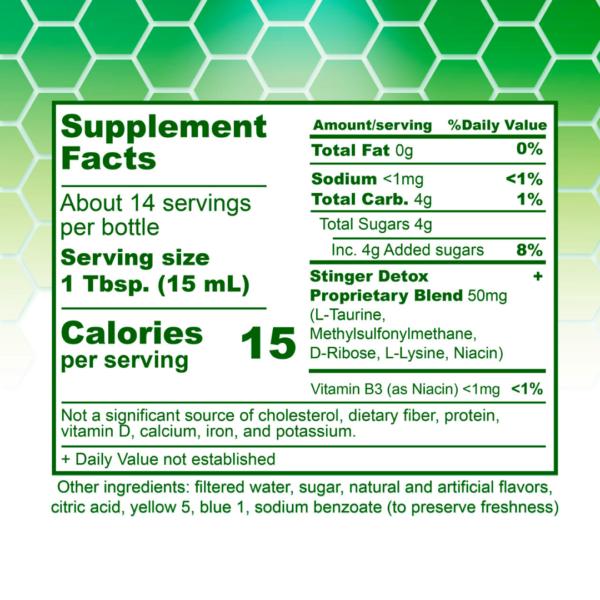 Stinger 5x 7-Day Extra Strength Permanent Detox