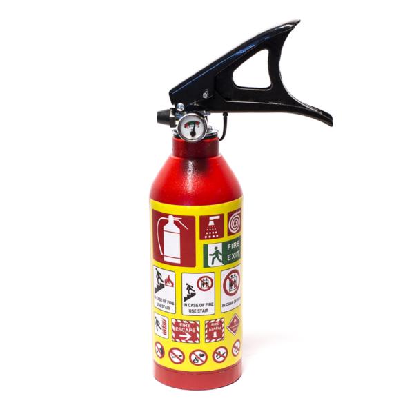 Fire Extinguisher Secret Stash Safe