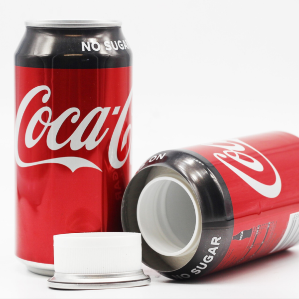Diversion Stash Safe - Coca Cola No Sugar Can