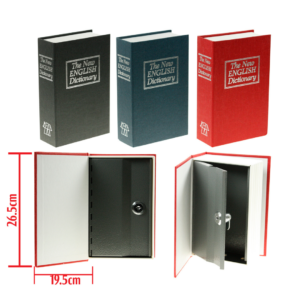 Diversion Stash Safe - Dictionary Book Safe