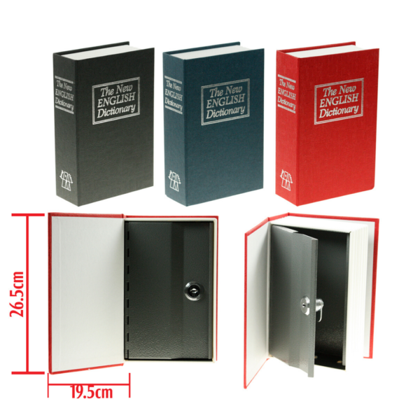 Diversion Stash Safe - Dictionary Book Safe