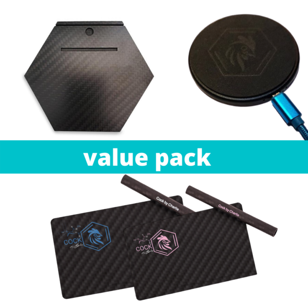 VALUE PACK 1: Carbon By Charlie