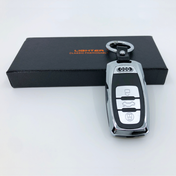 USB Audi Car Key Electric Lighter