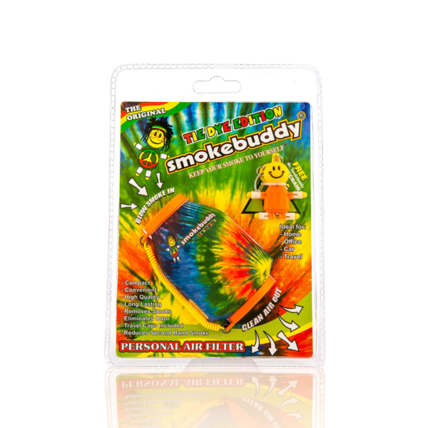 Tie Dye Smokebuddy Original Personal Air Filter