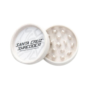 Vibes X Santa Cruz Shredder - 2 Piece Biodegradable Hemp Grinder