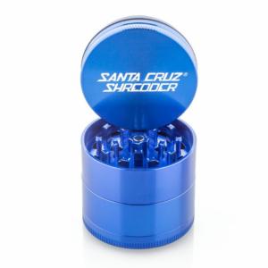 Santa Cruz Shredder – Medium 4 Piece Blue