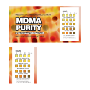 EZ Test MDMA Purity Testing Kit