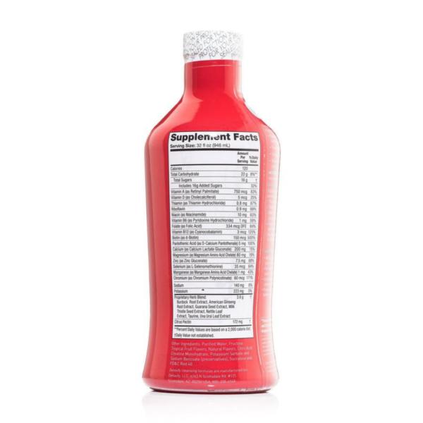 Mega Clean NT Herbal Cleanse 32oz - Tropical Flavour