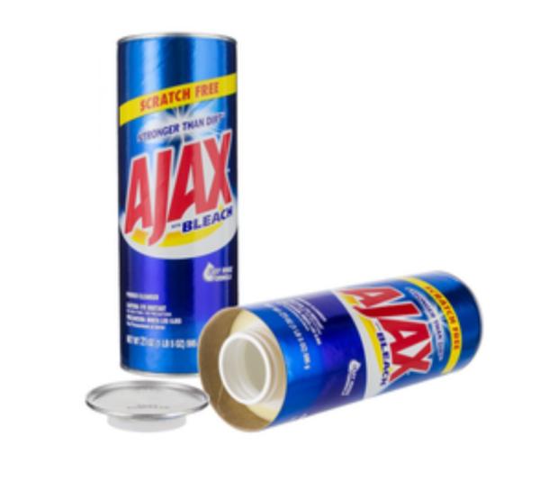 Diversion Stash Safe - AJAX Cleaner Can