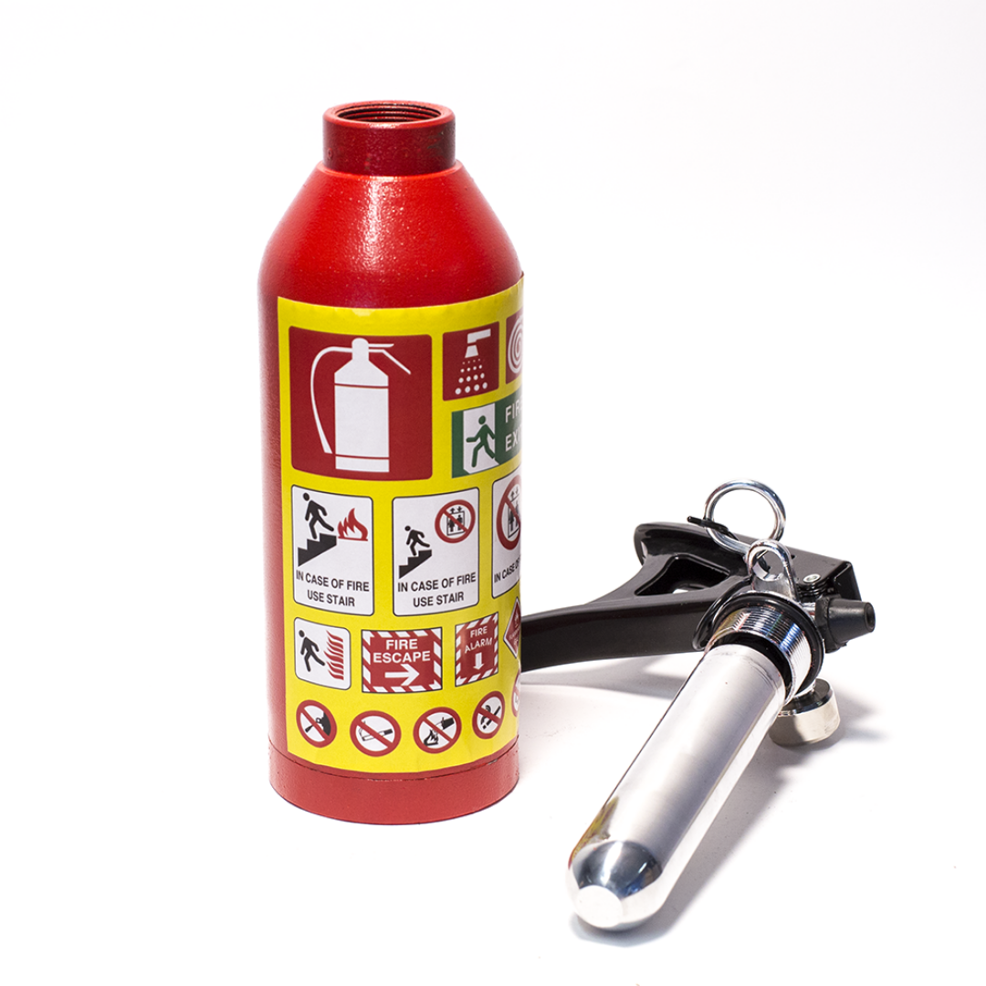 Fire Extinguisher Secret Stash Safe