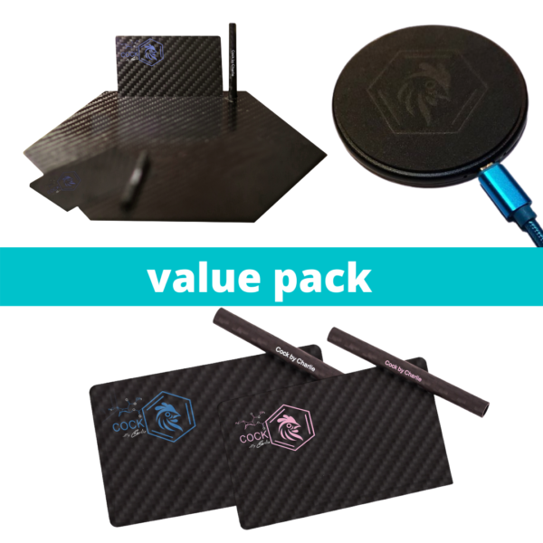 VALUE PACK 2: Carbon By Charlie