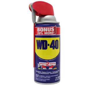 Diversion Stash Safe - WD40 Lubricant Can