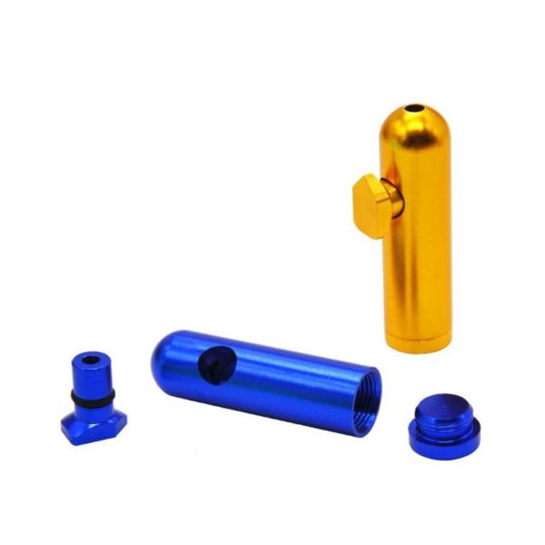 Premium Aluminium Bullet – Round Nose