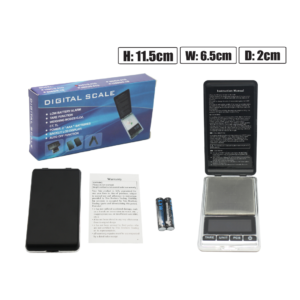 Digital Weight Scale - Digital Scale (0.01g/200g) - WD 162