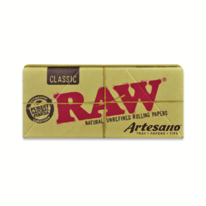 Raw Artesano Kingsize Slim with Tray, Papers & Tips