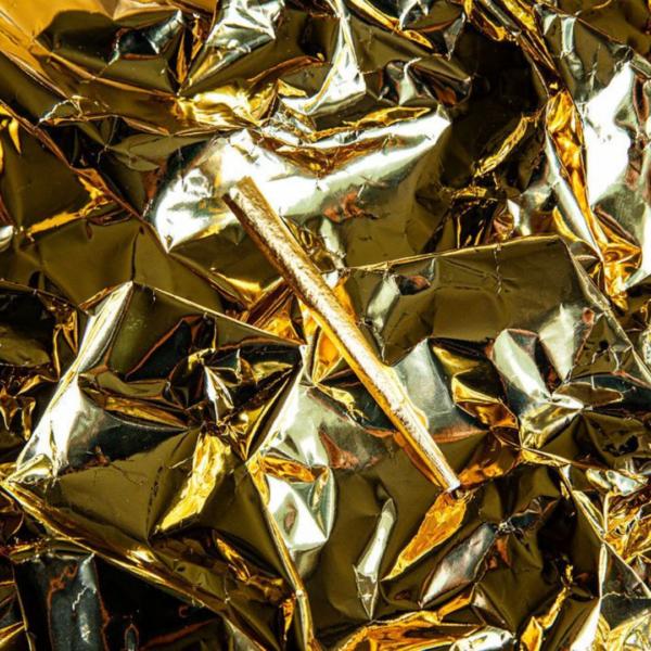Shine – 24k Gold Cone