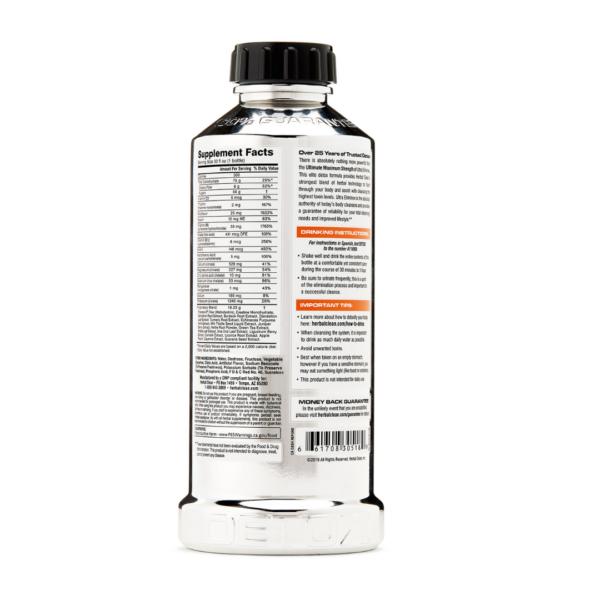 Herbal Clean® Ultra Eliminex Detox Drink