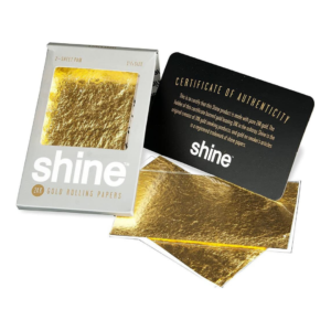 Shine - 2-Sheet Pack 24k Gold Papers