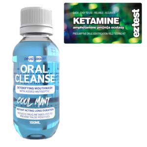 Ketamine w/ Oral Cleanse Mouthwash