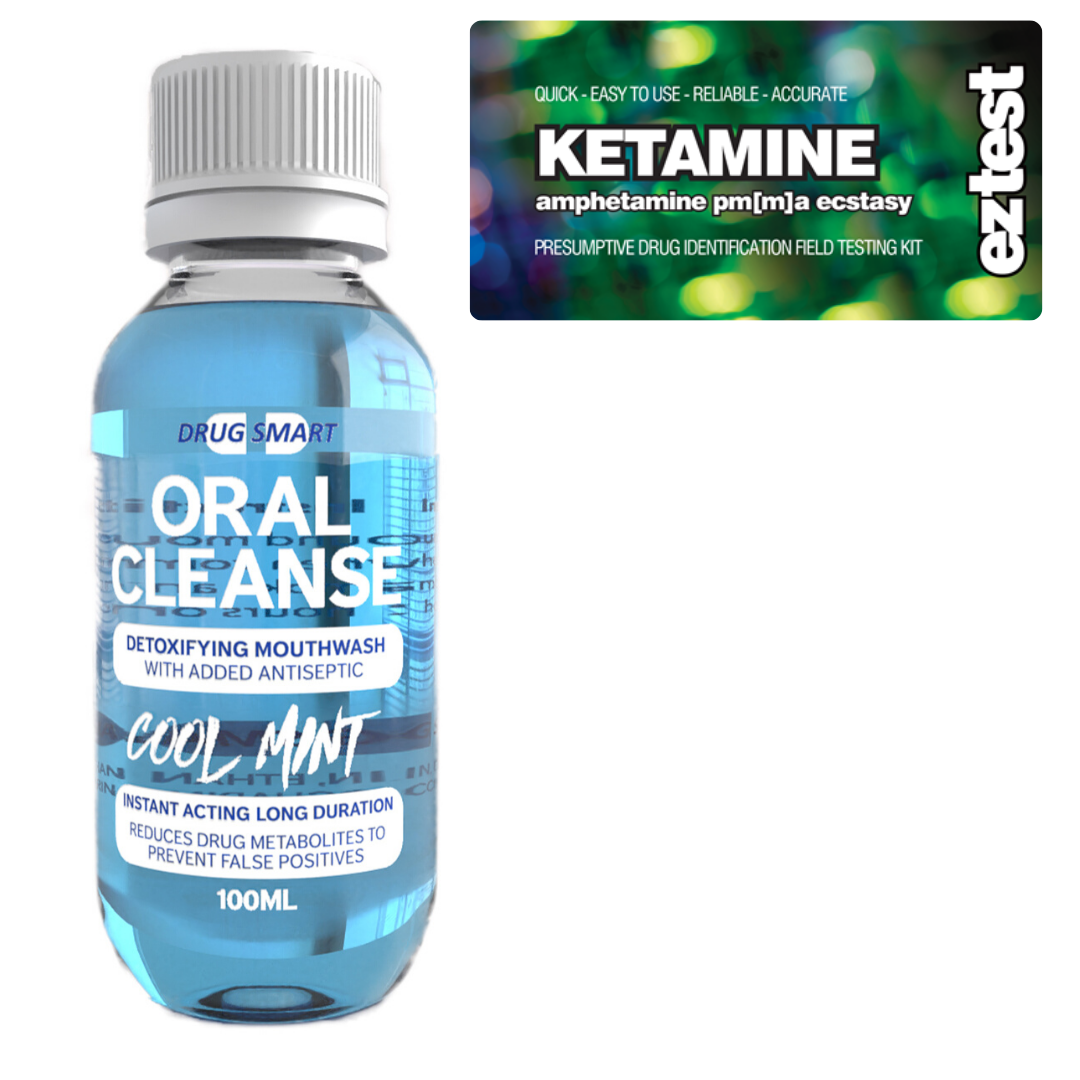 Ketamine w/ Oral Cleanse Mouthwash