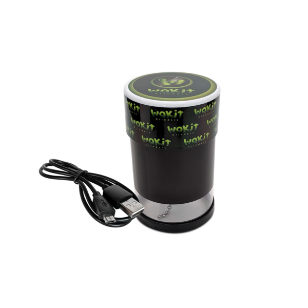 Wakit Black KLR Edition Electric Grinder