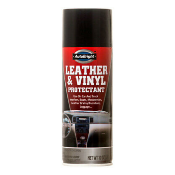 Diversion Stash Safe - Autobright Leather and Vinyl Protectant Can