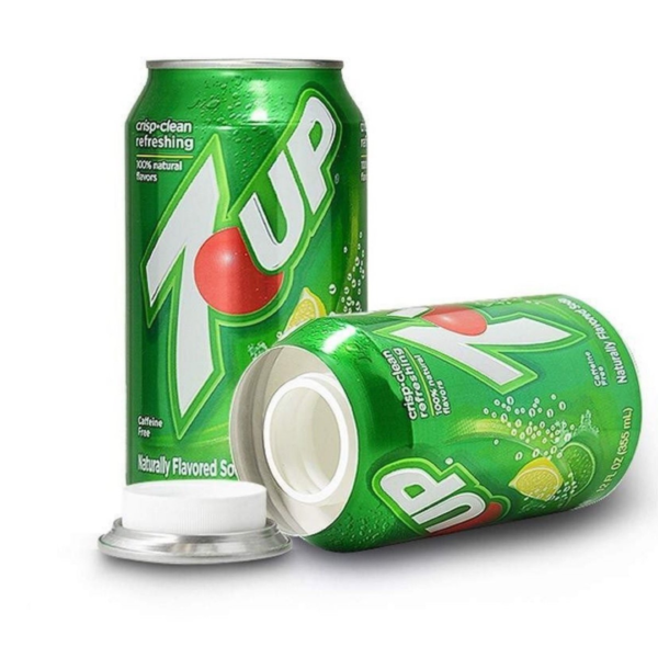 7Up USA soda safe can 8oz (236ml)