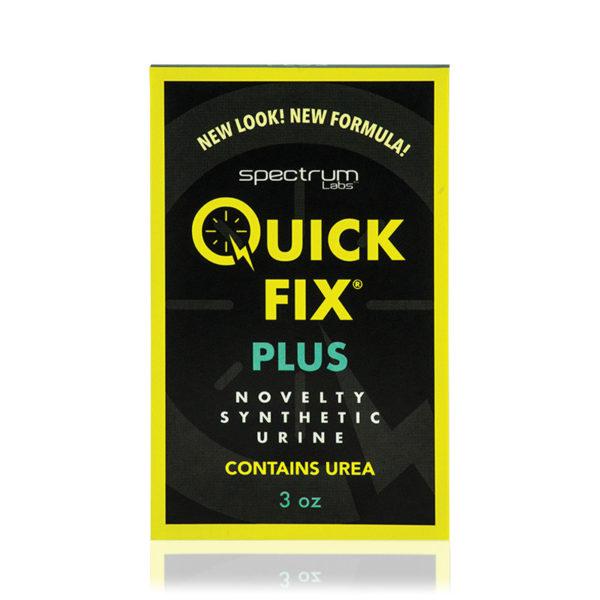 Quick Fix Plus 6.2 Synthetic Urine – 3oz