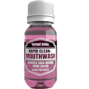 Instant Detox - Rapid Clean Mouthwash 50ml Highest Concentration