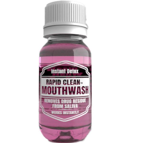 Instant Detox - Rapid Clean Mouthwash 50ml Highest Concentration