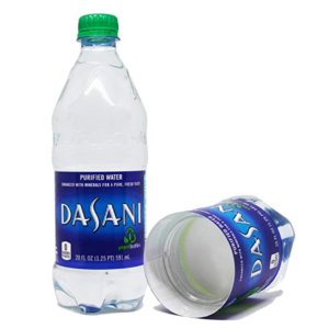 Dasani Diversion Stash Safe Bottle 20oz/591ml