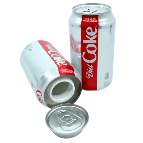 Diet Coke USA soda safe can 12oz (355ml)