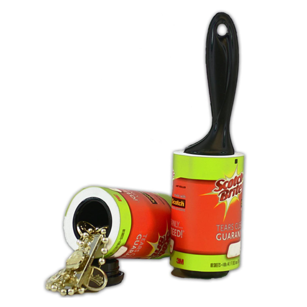 3m Lint Roller Diversion Stash Safe Can