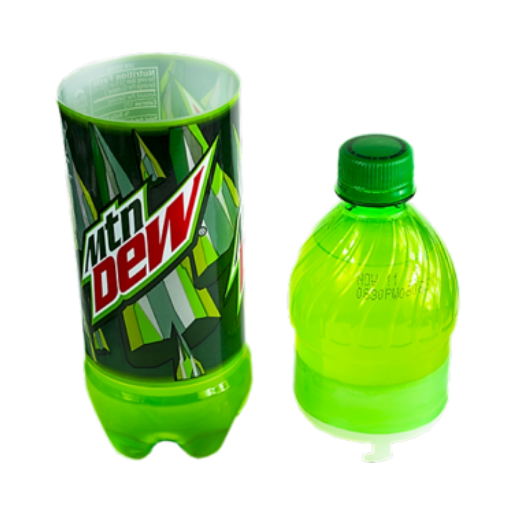 Mountain Dew USA Secret Stash Bottle (24oz/710ml)