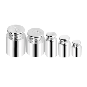 Scale Calibration Weight Set