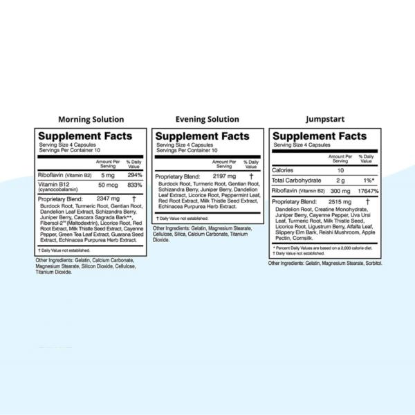 Herbal Clean Premium Detox – 7 Day Complete Cleansing Program