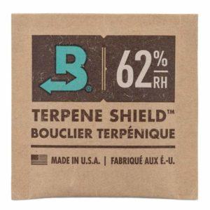 Boveda Size 4 – 62% RH - Terpene Shield