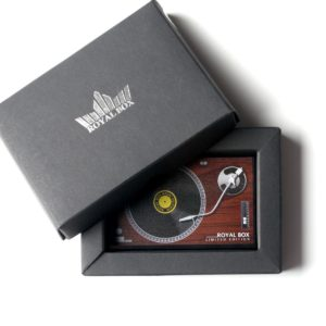 Royal Box – Turntable/Record Player
