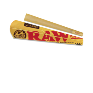 RAW Classic Pre-Rolled King Size Cone - 3 Pack