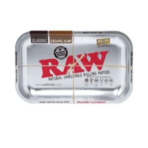 RAW Metal Rolling Tray