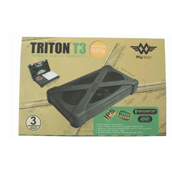 My Weigh Triton T3 – 400 – 0.01