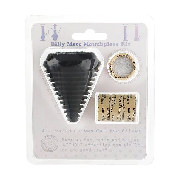 Billy Mate Silicone Mouthpiece Kit