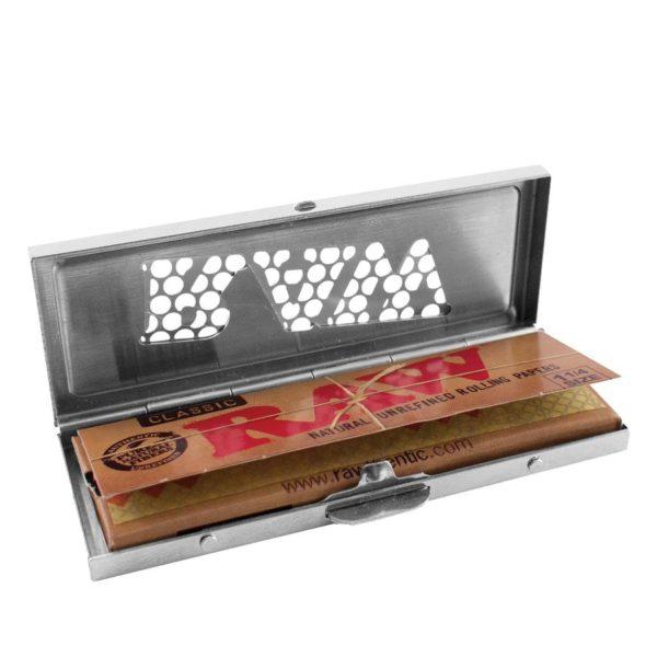RAW Shredder Metal Paper Case 1 ¼
