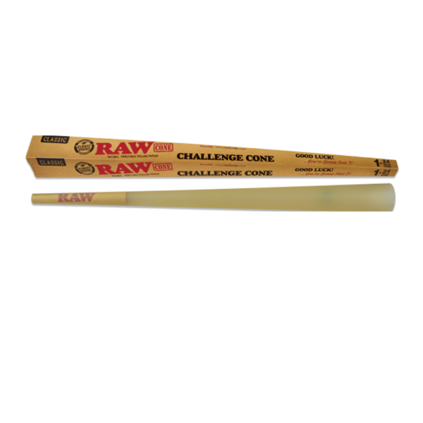 RAW Classic Pre-Rolled Challenge Cone
