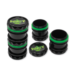 Juicy Jay's Stackable Green Jar