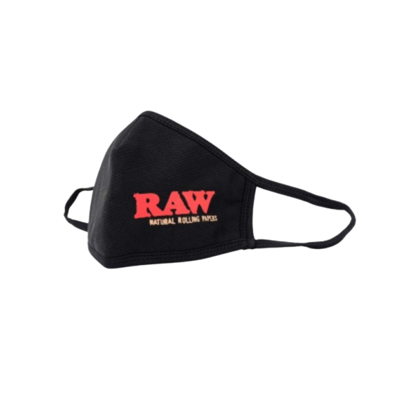 RAW Face Mask - Black